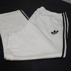 Big and tall Adidas jogger pants for men's size